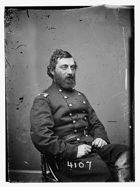 Gen. C.A. Johnson, U.S.A.
