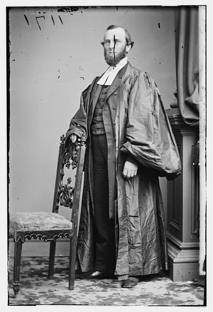 Rev. Thos. Gallaudet
