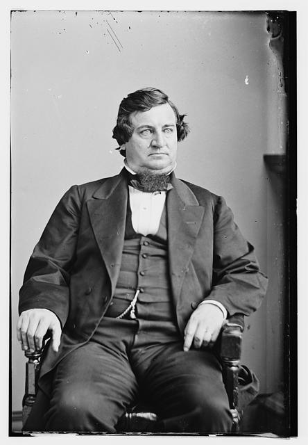 Hon. Lyman Tremain of N.Y.