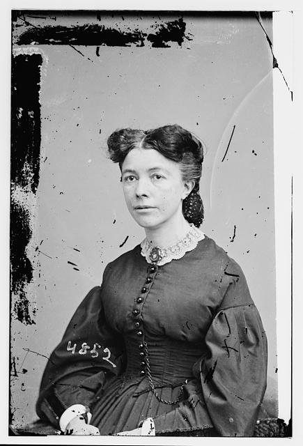 Miss Mary Booth