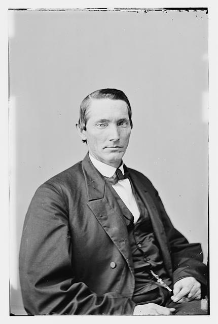 Hon. Kellian Van Rensalear Whaley of Va & W.Va.