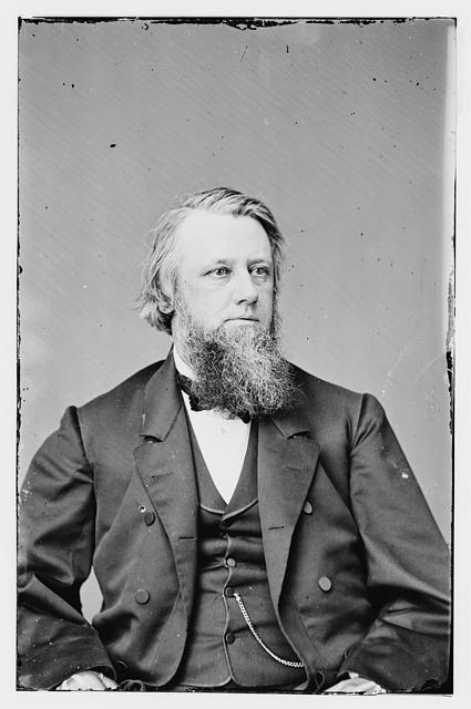 Hon. H.B. Anthony of R.I.