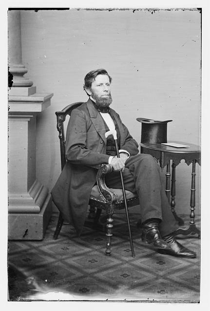 Hon. Thos. Clarke Theaker of Ohio