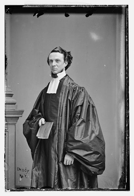 Rev. Peter Stryker