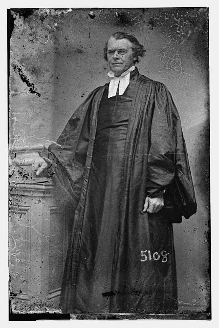 Rev. M.S. Hutton