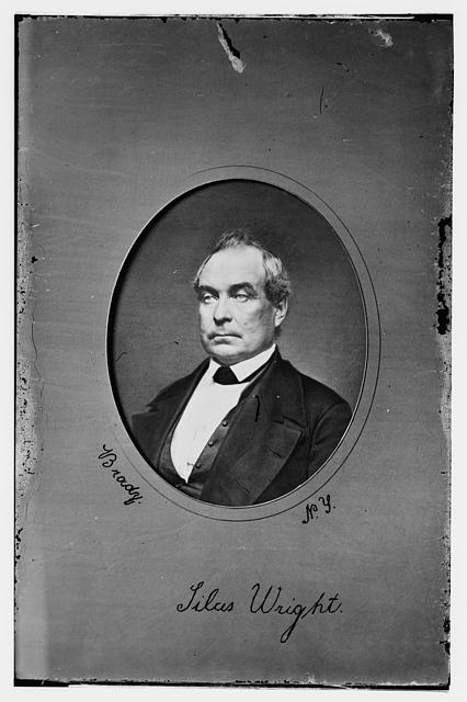 Hon. Silas Wright of N.Y.