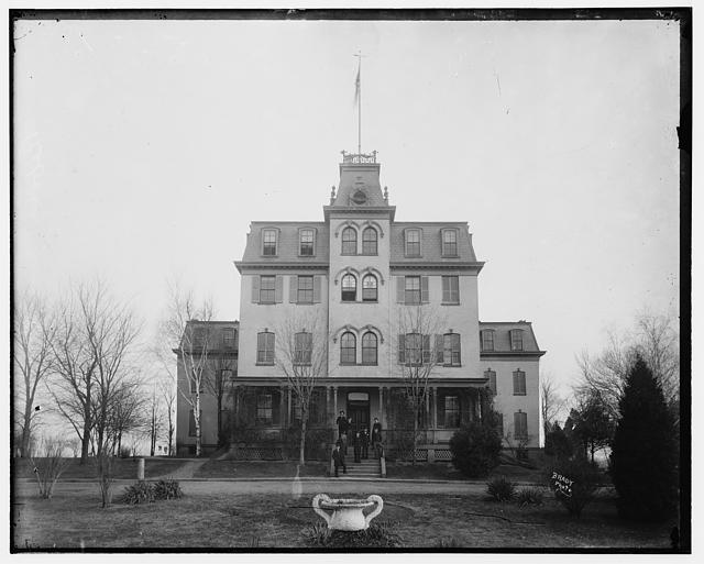View - Reform School. Bladensburg Rd., Wash. D.C.
