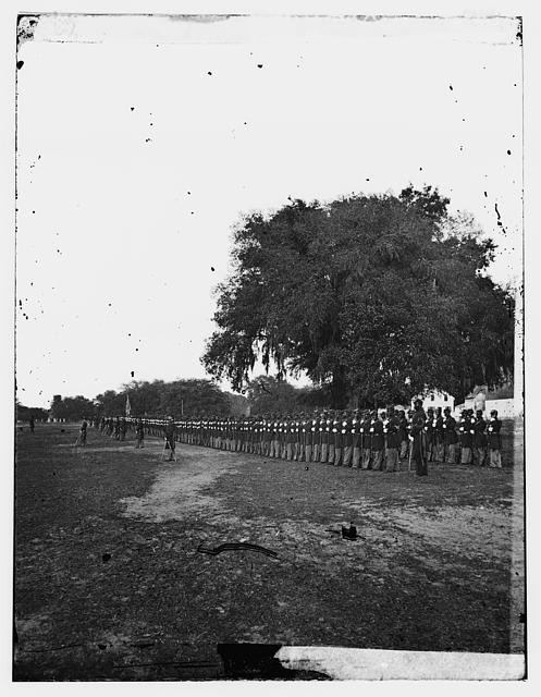 [Beaufort, South Carolina. 29th Regiment from Connecticut]