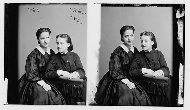 Louise & Julia Meyers