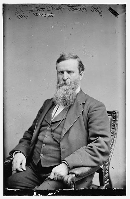 Weaver, Hon. James Baird of Iowa, Colonel of 2nd Iowa Inf. U.S.A.
