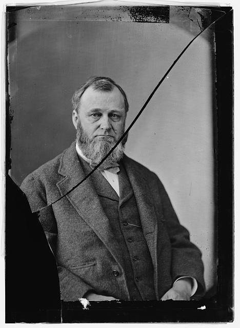 Baird, Prof. Spencer, Head of Smithsonian Institute (1st Commissioner)