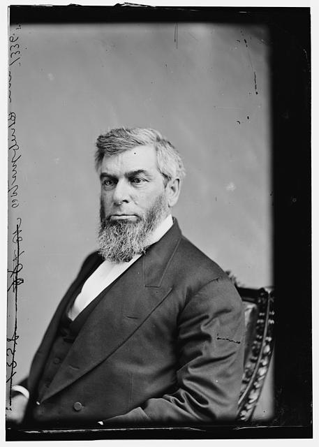 Waite, Chief Justice, U.S. Supreme Court