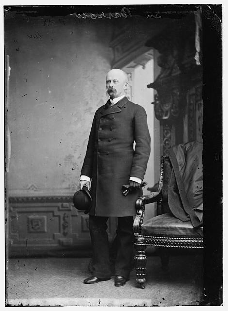 Barrow, Senator Middleton P. of GA, Aide-de-camp to Gen. Howell Cobb, CSA