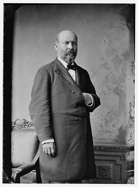 Garfield, Pres. James