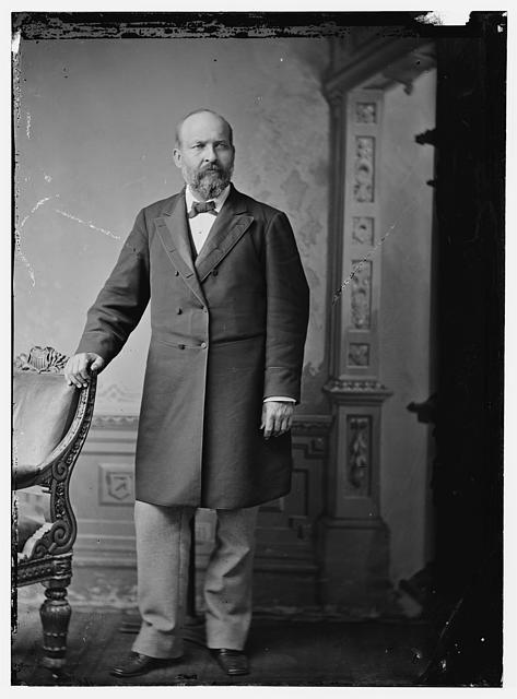 Pres. James A. Garfield