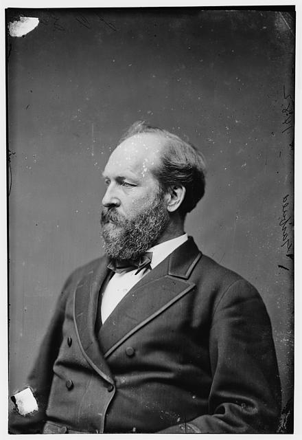 Pres. James Garfield