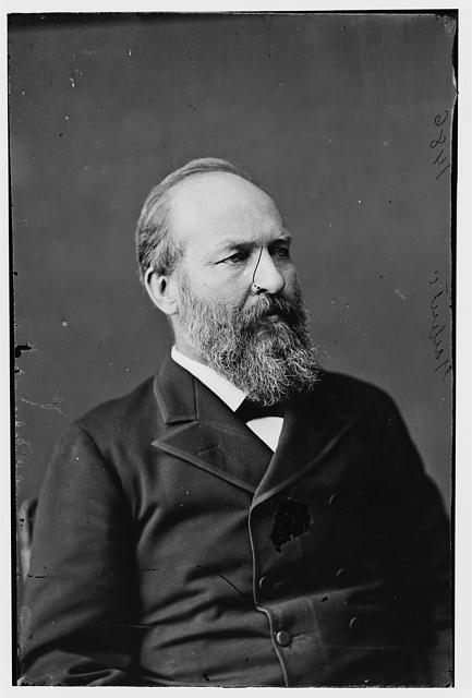 Garfield, Pres. James A.