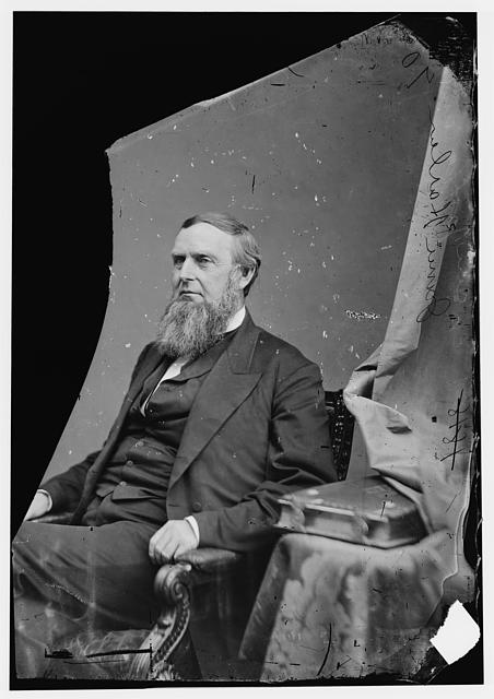 Harlan, Hon. James of Iowa
