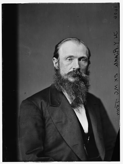 Riddle, Hon. Haywood Yancey of Tenn. Private in Confederate Army in 1861. The last years on the staff of General Wright and Mackall