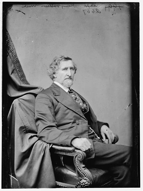 Waldron, Hon. Henry of Mich.