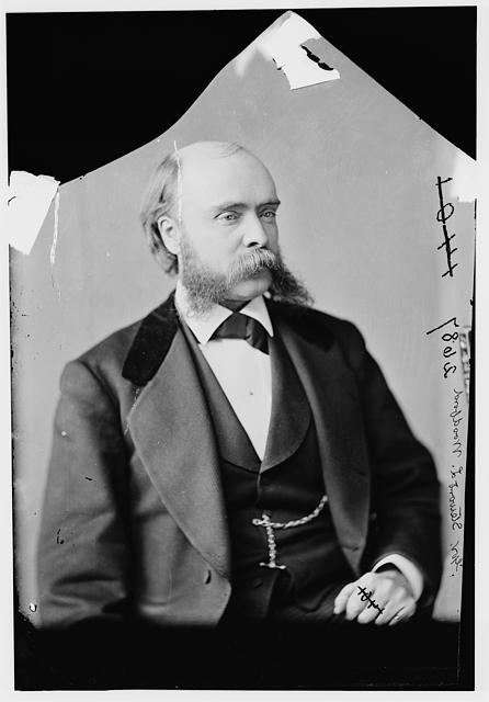 Woodford, Gov. Stewart L. of N.Y.