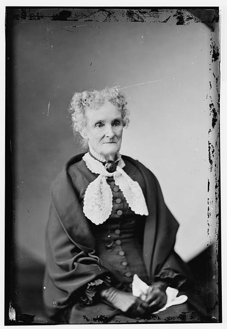 Eaton, Mrs. Margaret (Peggy O'Neill), old lady