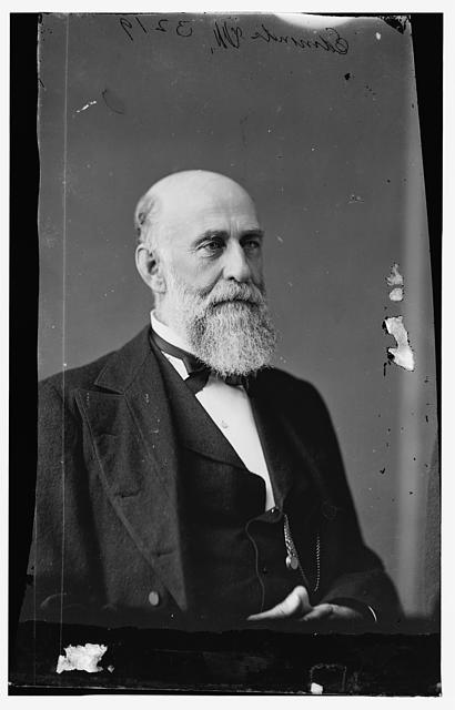 George Edmunds, Sen. from Vermont