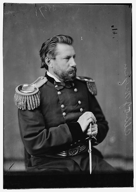 Meyer, Gen. Albert J. USA