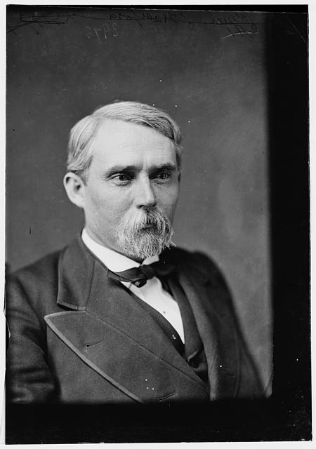 Bradford, Hon. Taul of ALA. Maj. in 10th Ala. Inf. CSA, Lt. Col. 30th Ala Inf.