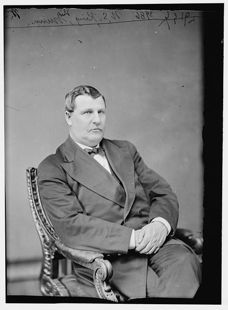 King, Hon. Wm. S. of Minn.