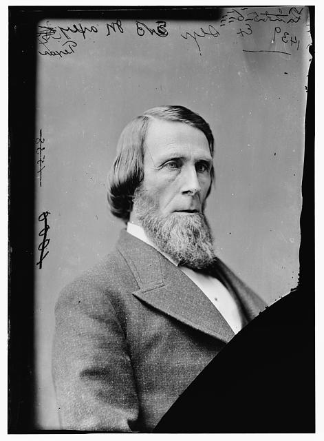 Maxey, Hon. Samuel Bell of Texas