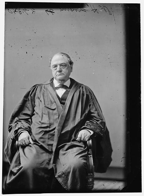 Swayne, Judge (Supreme Court)