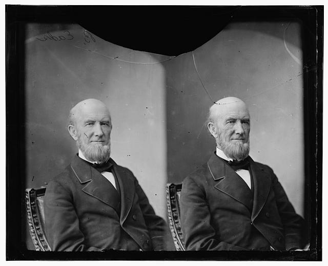 Hon. James Eads of Mo. (Built the St. Louis Bridge)