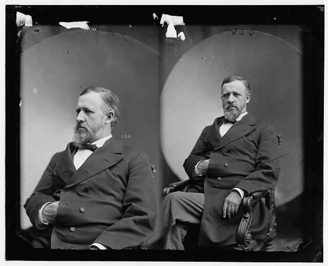 Ewing, Hon. Thomas Jr. Delegate to the Peace Convention held in Wash., D.C. in 1861