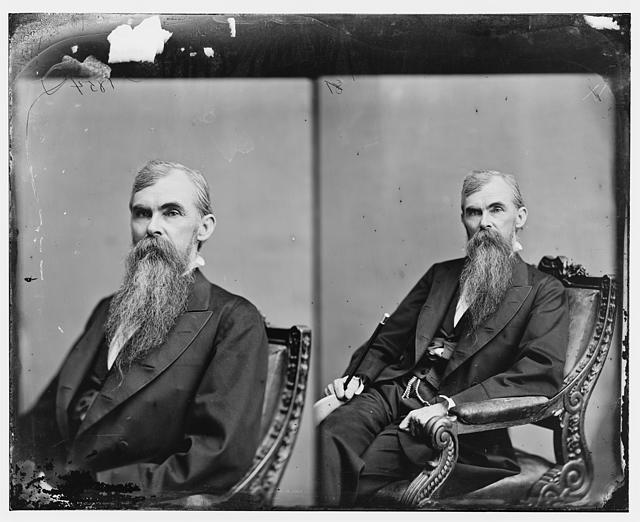 Mahone, Hon. Wm. Of Va. Senator, Commanded 6th Va Inf. General in Confederate Army