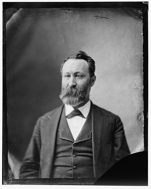 Robbins, Rep. Wm. McKendree of N.C. Maj. in 4th Ala. Inf. C.S.A.
