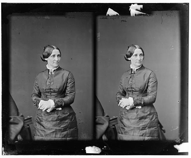 Hayes, Mrs. Rutherford B., wife of President