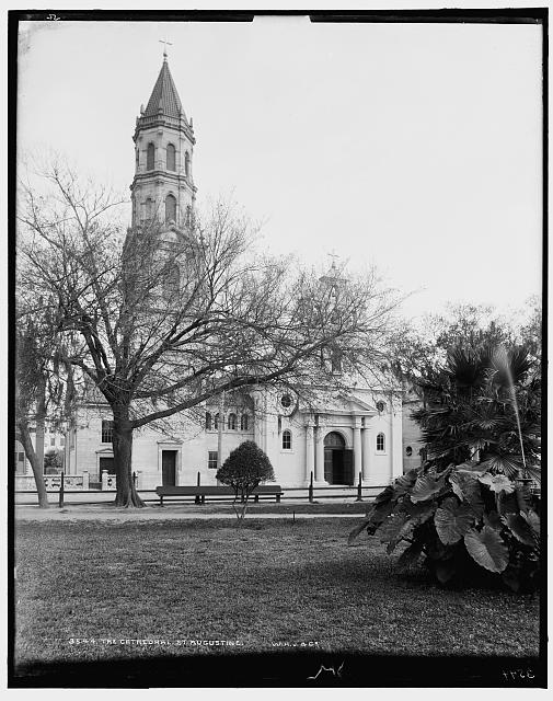 The Cathedral, St. Augustine