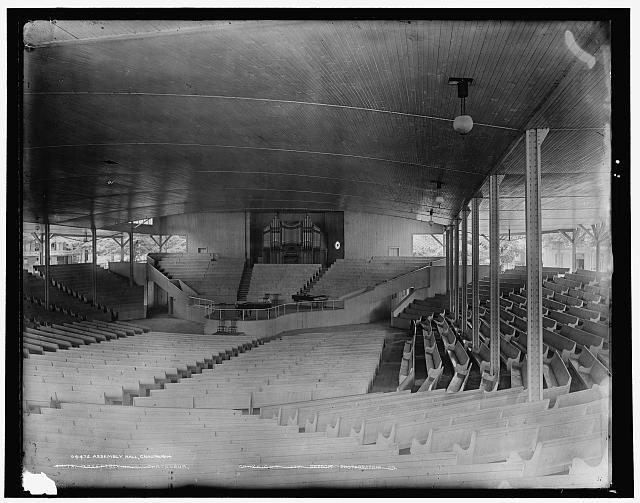 Assembly hall, Chautauqua