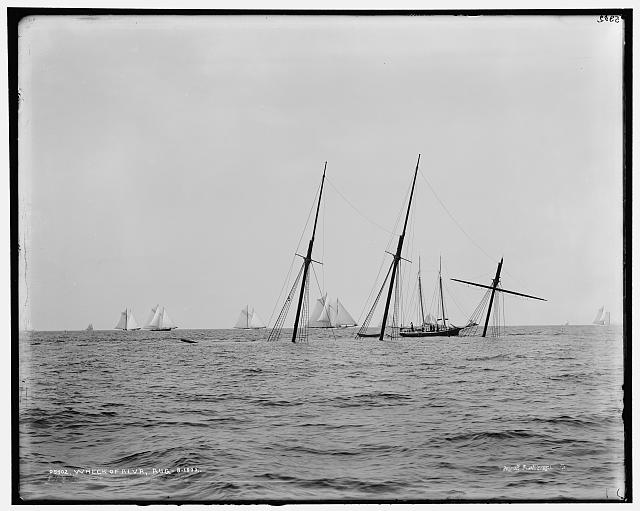 Wreck of Alba, Aug. 8, 1892