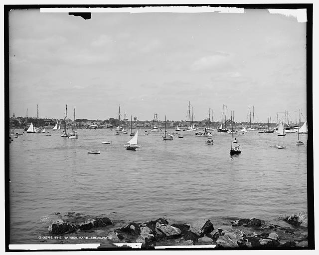 The Harbor, Marblehead, Mass.