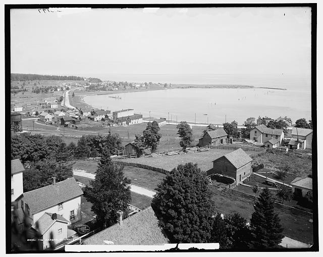 The Harbor, St. Ignace, Mich.