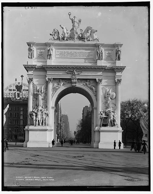 Dewey Arch, New York