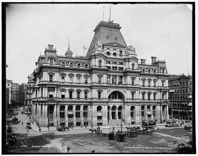 Boston post office