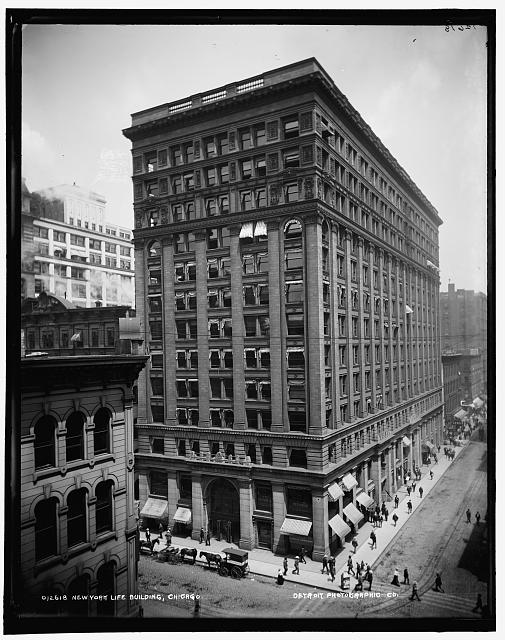 New York Life Building, Chicago