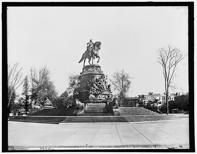 [Fairmount Park, Washington Monument, Philadelphia, Pa.]
