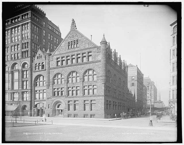 Chicago Club, Chicago