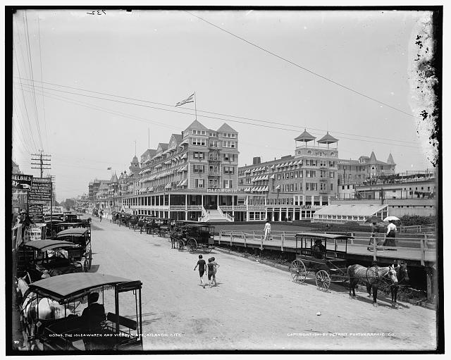 The Islesworth and Virginia Ave., Atlantic City