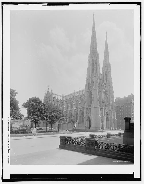 St. Patrick's Cathedral, New York, N.Y.