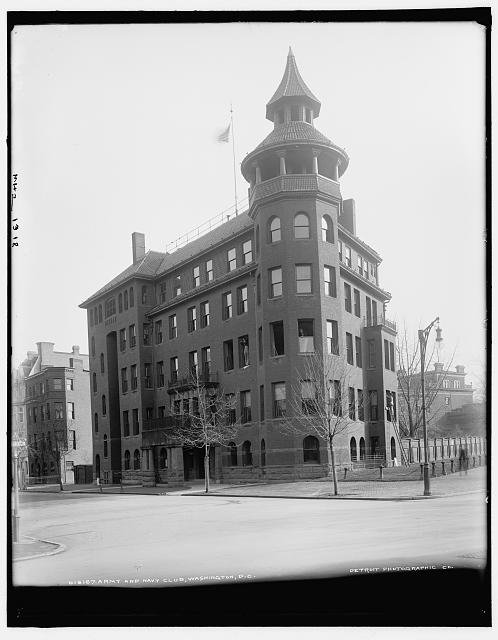 Army and Navy Club, Washington, D.C.